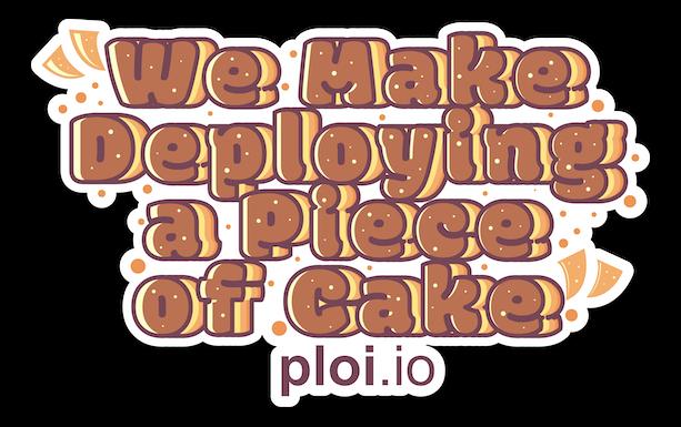 Deploying cake